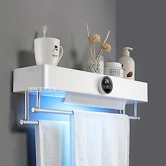 Support en alliage d'aluminium - Support de serviette de chauffage électrique