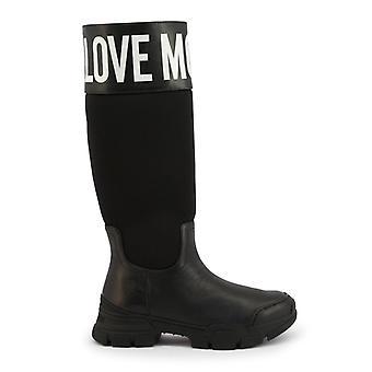 Amor moschino mujeres's botas - ja15594g0bbb
