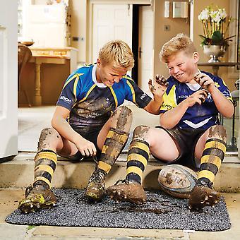 Origineel Plain knuffel tapijten In leisteen