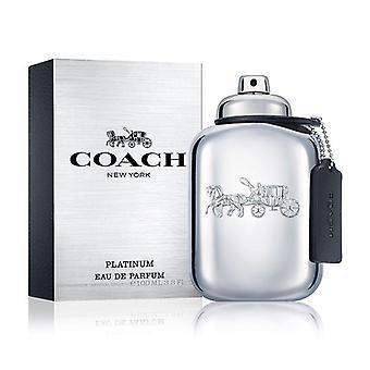 Coach Platinum Eau de parfum spray 100 ml