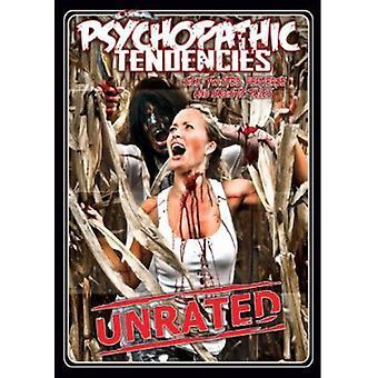 Psychopathic Tendencies: Sicktwisted Perverse & Sa [DVD] USA import
