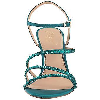 Marimba de Badgley Mischka mujeres sandalia de tacón