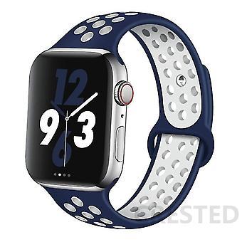 Breathable Correa Bracelet Apple Watch