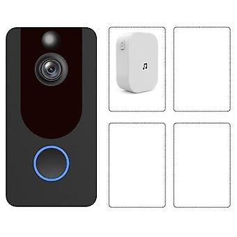 Appareil photo smart doorbell