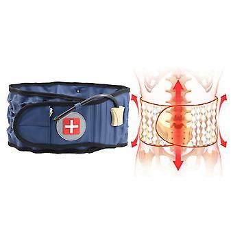 Breathable lumbar inflatable traction belt lumbar support air waist support brace belt