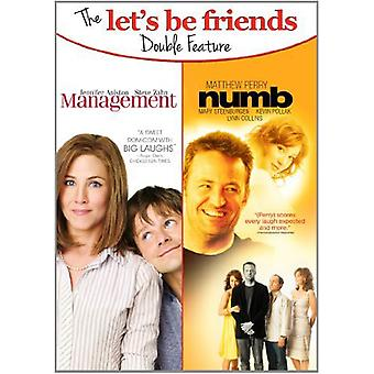 Let's Be Friends Double Feature [DVD] USA import
