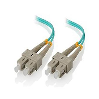 Alogic Sc To Sc 10G Multi Mode Duplex Lszh Fibre Cable Om3