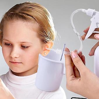 Outil d'enlèvement de cire d'oreille de cire d'oreille de 500Ml de lavage d'oreille de lavage d'oreille