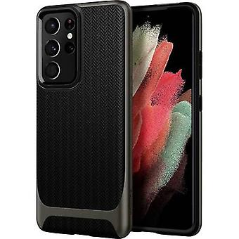 Spigen Neo Hybrid Back cover Samsung Galaxy S21 Ultra (5G) Gun metal