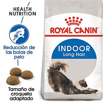 Royal Canin Indoor Long Hair (Cats , Cat Food , Dry Food)