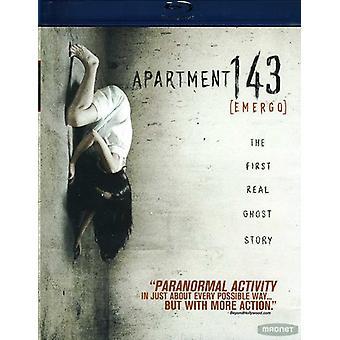 Lägenhet 143 [BLU-RAY] USA import