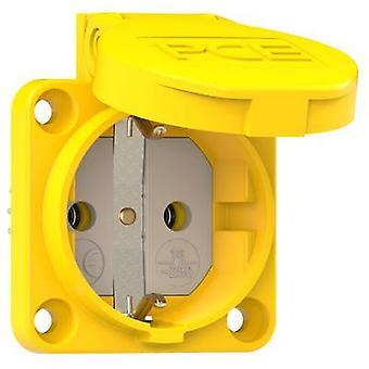 PCE 601.450.05 tillägg socket IP54 gul