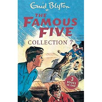 The Famous Five Collection 7 Books 19 20 and 21