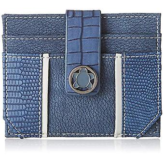 Woman's Dog Bag S3656 Blue Document Bag Size: 1x8x10 cm (W x H x L)