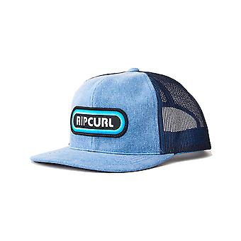 Rip Curl Surf Revival Trucker Cap in Blue
