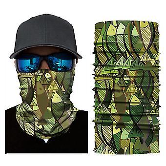 Digitaalinen tulostus ulkopyöräily naamio vuorikiipeily urheilu aurinkosuoja huivi maski huivi
