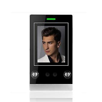 Ansiktsigenkänning Smart Lås åtkomstkontroll dörröppnare med fingeravtryckssensor