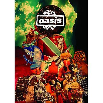 Oasis - Dig Out Your Soul Greetings Card