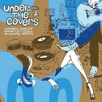 Matthew Sweet &Susanna Hoffs - Under The Covers Vol 1 Vinilo Plata