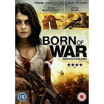 Född av krig