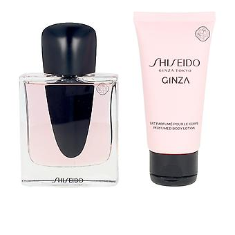 Shiseido Ginza Set 2 Pz Für Frauen