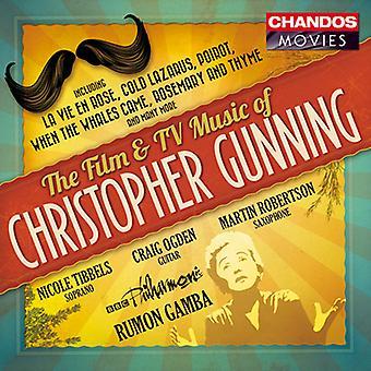 C. Gunning - Film & TV Music of Christopher Gunning [CD] USA import