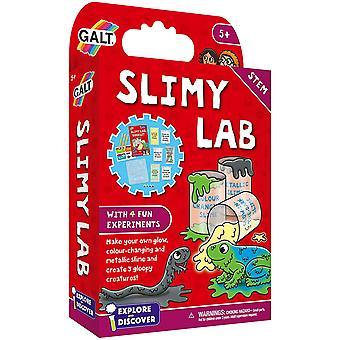 Slimy Lab Explore & Discover Activity Set