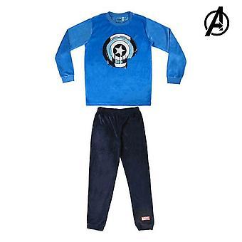 Children's Pyjama The Avengers 74798 Blue
