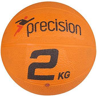 Tarkkuus kumi lääkepallo - 2kg