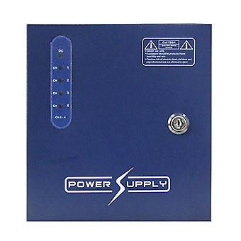 Doss 4 Way 12V Dc 5A Power Supply With Pfc Surge Protection