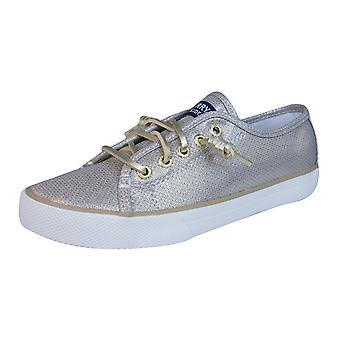 Sperry Seacoast Girls Deck / Boat  Shoes - Gold