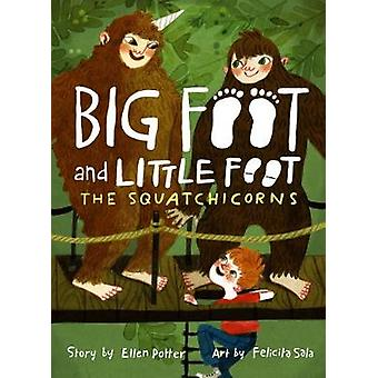 The Squatchicorns Big Foot and Little Foot 3