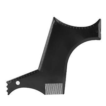 Инструмент для формирования бороды Линейка Триммер для бороды для красоты