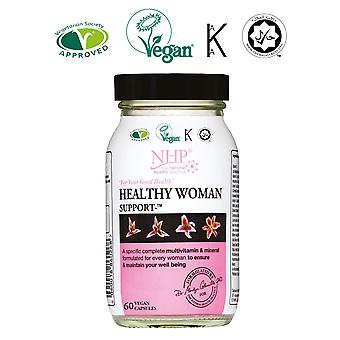 Natural Health Practice, Healthy Women Support, 60 Capsules