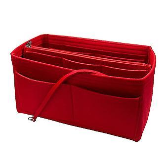 Esfuerzo de la bolsa - Rojo