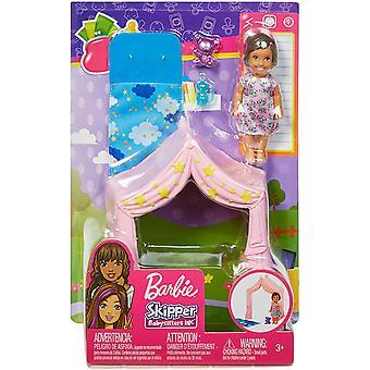 Barbie FXG97 Skipper Barnevakter Sengetid lekesett