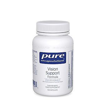 Pure Encapsulations Vision Support Formula Capsules 60 (MS26UK)