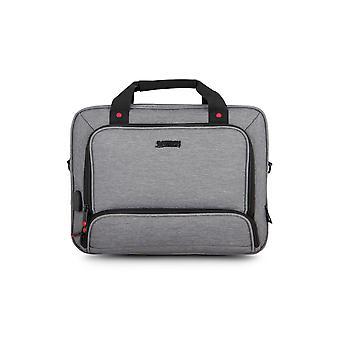 "Laptop Case Urban Factory MTE15UF Grey 15.6"""