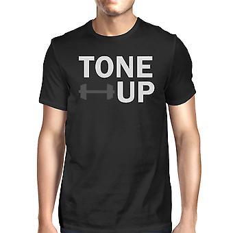 Тонизируют мужской футболки унисекс работу графического короткий рукав тройника