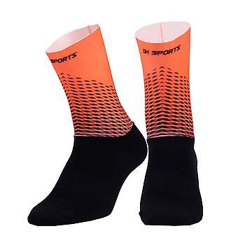 Non-slip Cycling Socks, Men's And Women's Sports Socks, Integrated High-tech Cycling Socks