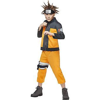 Ensemble complet d'uniforme de costume de Cosplay d'enfants