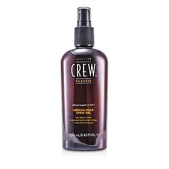 Men Medium Hold Spray Gel (easy Styling Control) - 250ml/8.45oz
