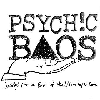 Psychic Baos - Society's Lien on Peace of Mind / Can't Keep Us [Vinyl] USA import