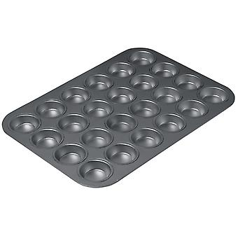 Chicago Metallic 24 Cup niet Stick Mini Muffin Tin
