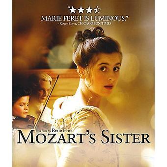 Mozart's Sister [BLU-RAY] USA import