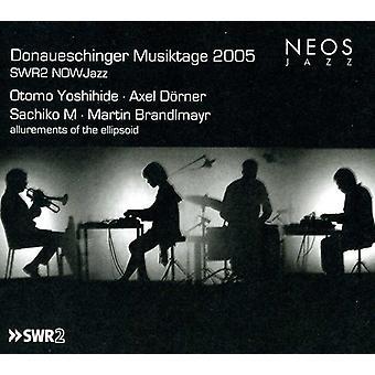 Otomo Yoshihide Quartet - Donaueschinger Musiktage 2005: Allurements of the [SACD] USA import