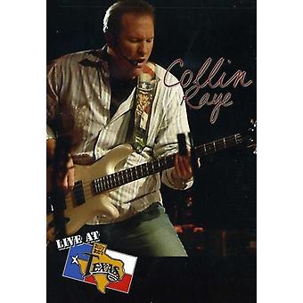 Collin Raye - Live at Billy Bob's Texas [DVD] USA import