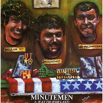 Minutemen - 3-Way Tie (for Last) [CD] USA import
