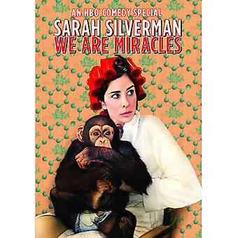 Sarah Silverman: We Are Miracles [DVD] USA import
