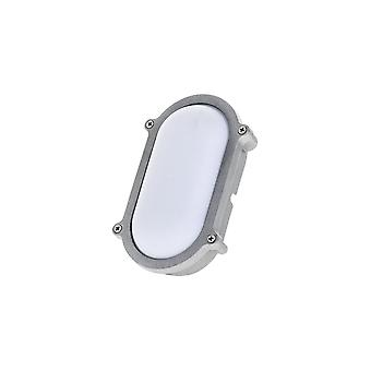 Timeguard Graphite Outdoor Oval Above Door Light